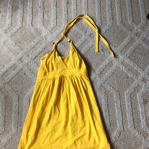 VS Yellow Sundress